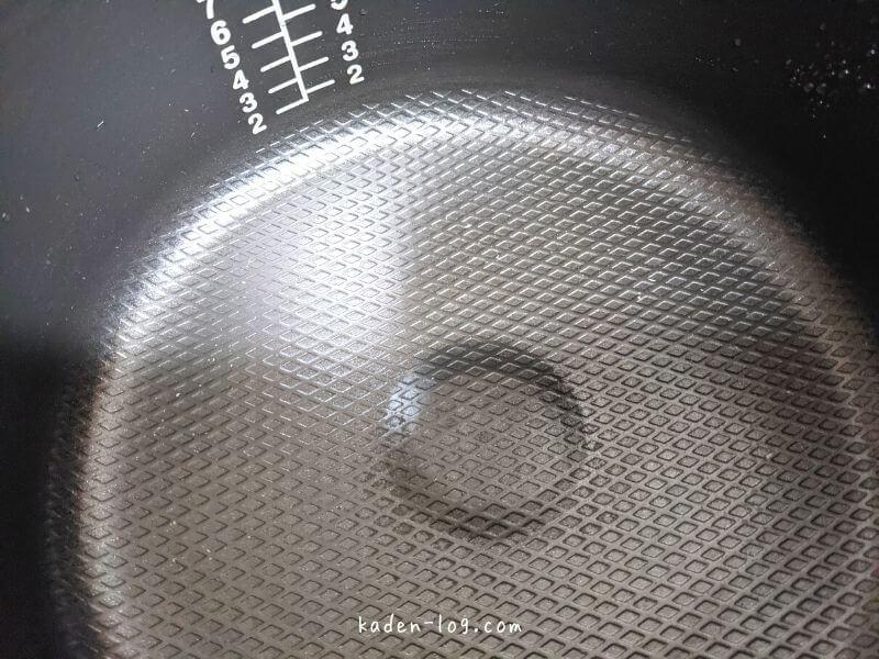 ティファール クックフォーミーの鍋はセラミックコーティングでこびりつきにくい
